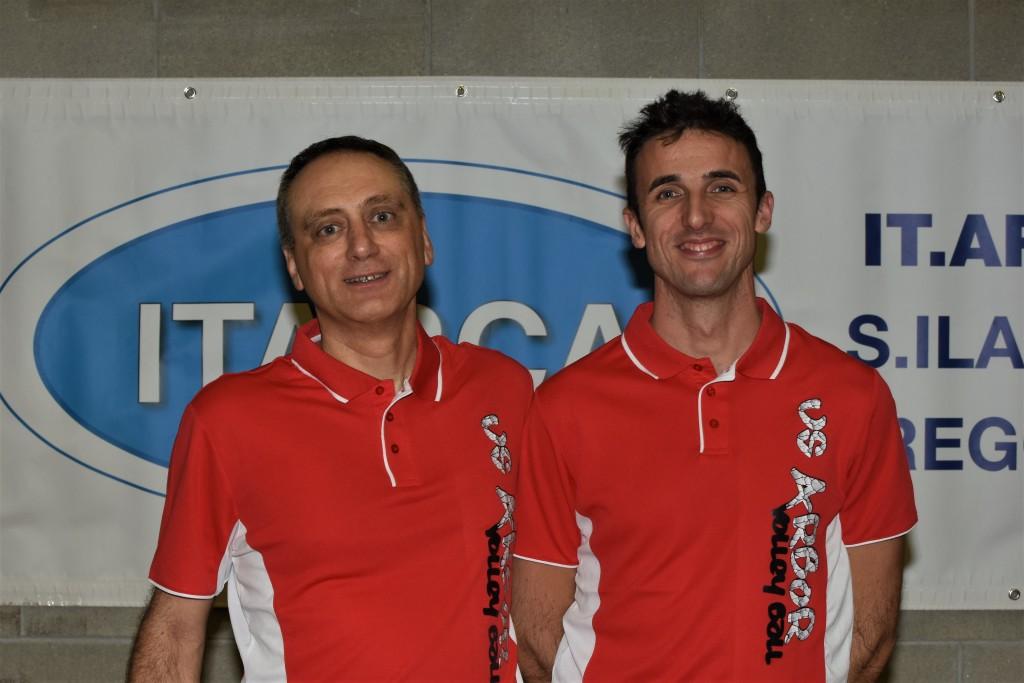 Andrea Orlandini e Matteo Garuti