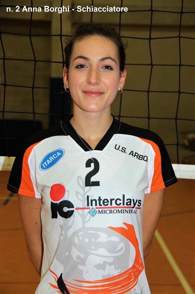 Anna Borghi Interclays Itarca Arbor