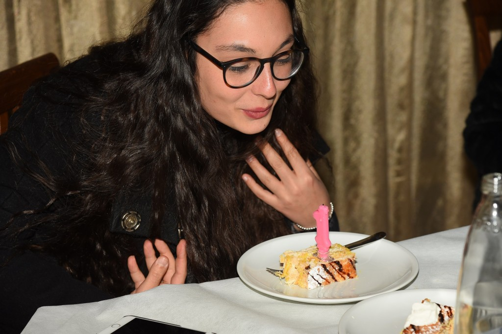 Greta Miceli ha festeggiato il suo sedicesimo compleanno al NatalArbor