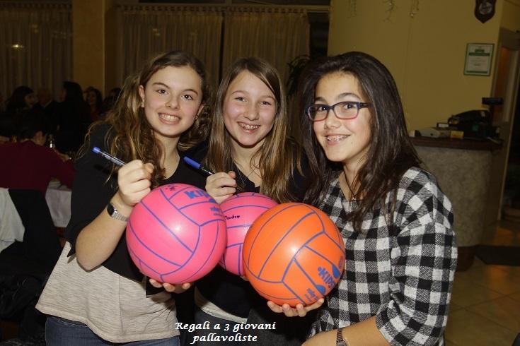 regali giovani pallavoliste 3