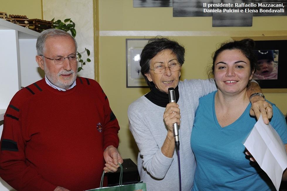 Raffaello Mazzacani Daniela Pulcini Elena Bondavalli